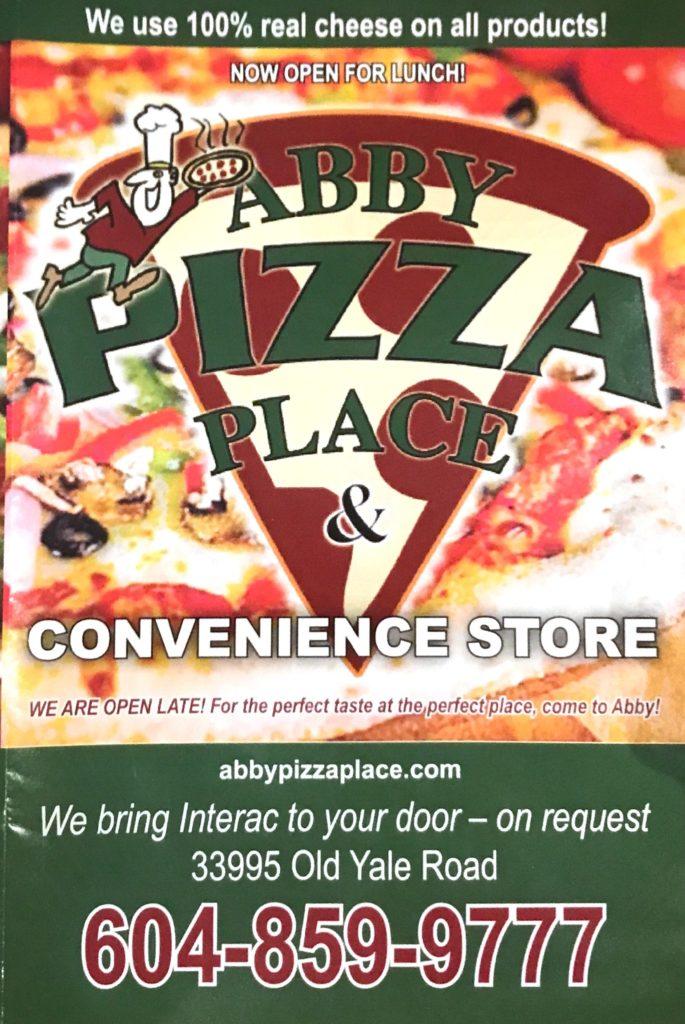 Abby Pizza Menu  sc 1 st  Abby Pizza Place & Abby Pizza Menu - Abby Pizza Place | Abby Pizza Place