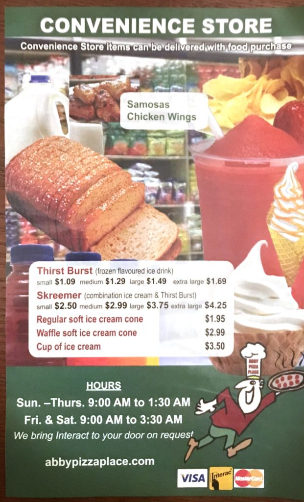 Share this  sc 1 st  Abby Pizza Place & Abby Pizza Menu - Abby Pizza Place | Abby Pizza Place
